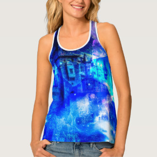 Ad Amorem Amisi Castle of Glass Tank Top