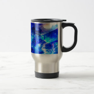 Ad Amorem Amisi Castle of Glass Travel Mug
