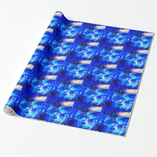 Ad Amorem Amisi Castle of Glass Wrapping Paper