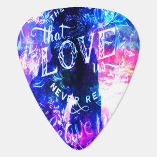 Ad Amorem Amisi Dreamer's Cove Guitar Pick
