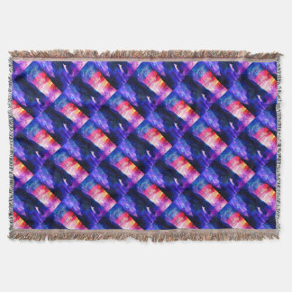 Ad Amorem Amisi Dreamer's Cove Throw Blanket