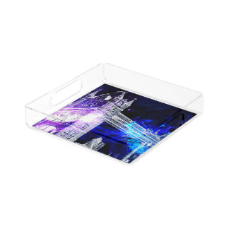 Ad Amorem Amisi London Dreams Acrylic Tray