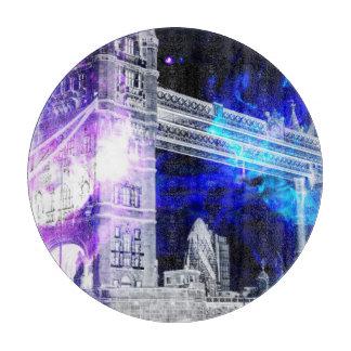 Ad Amorem Amisi London Dreams Cutting Board