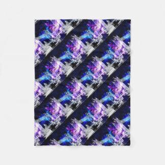 Ad Amorem Amisi London Dreams Fleece Blanket