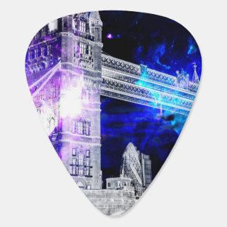 Ad Amorem Amisi London Dreams Guitar Pick