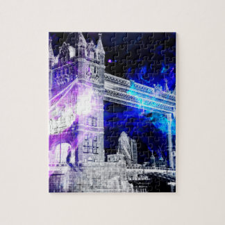 Ad Amorem Amisi London Dreams Jigsaw Puzzle