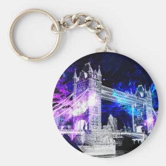 Ad Amorem Amisi London Dreams Keychain