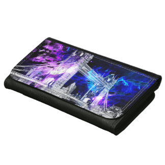 Ad Amorem Amisi London Dreams Leather Wallet