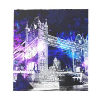 Ad Amorem Amisi London Dreams Notepad