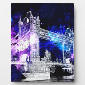 Ad Amorem Amisi London Dreams Plaque