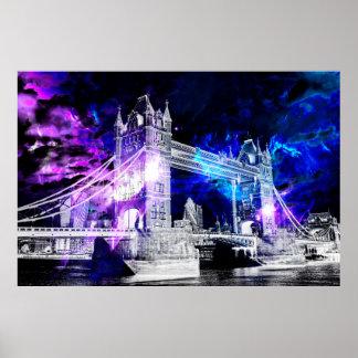 Ad Amorem Amisi London Dreams Poster