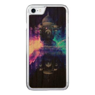 Ad Amorem Amisi Taj Mahal Dreams Carved iPhone 8/7 Case