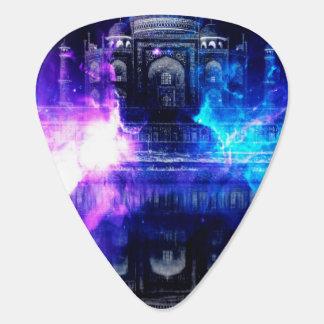 Ad Amorem Amisi Taj Mahal Dreams Guitar Pick