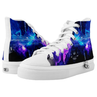 Ad Amorem Amisi Taj Mahal Dreams High Tops