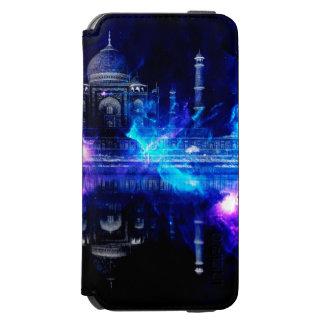 Ad Amorem Amisi Taj Mahal Dreams Incipio Watson™ iPhone 6 Wallet Case