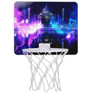 Ad Amorem Amisi Taj Mahal Dreams Mini Basketball Hoop