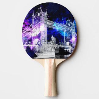 Ad Amorem London Dreams Ping Pong Paddle