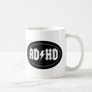 AD/HD COFFEE MUG