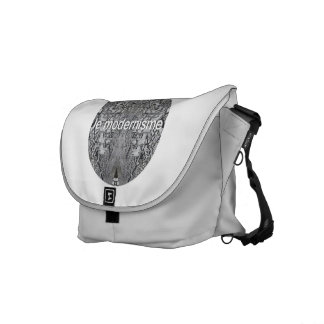 AD le modernisme Messenger Bag