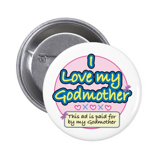 Ad paid for by my Godmother pk Pin