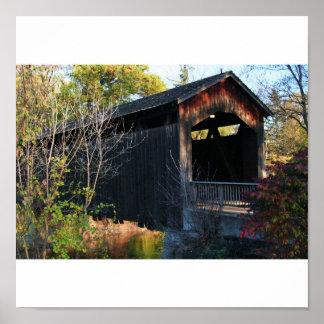 Ada Bridge Photograph Poster