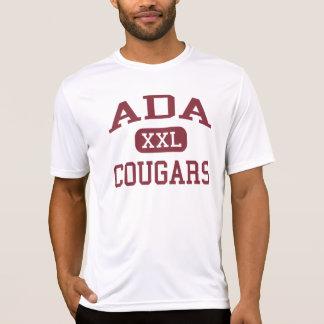 Ada - Cougars - Junior High School - Ada Oklahoma Shirt