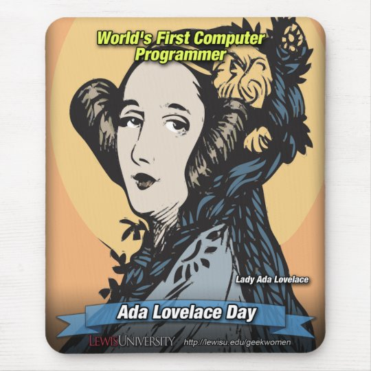 Ada Lovelace Mousepad
