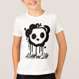 ADAM and INK apple skull T-Shirt