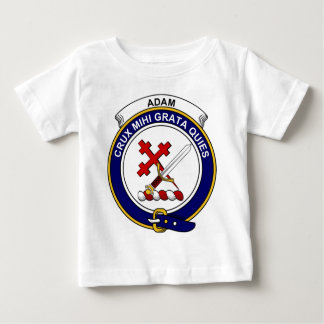 Adam Clan Badge Baby T-Shirt