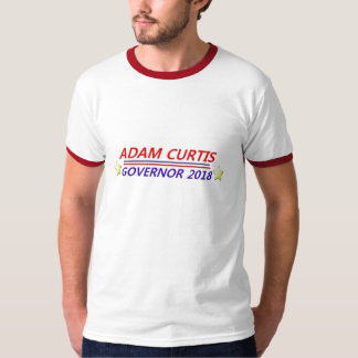 Adam Curtis for Governor T-Shirt