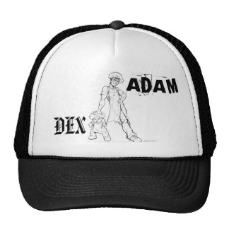 ADAM & DEX TRUCKER HAT