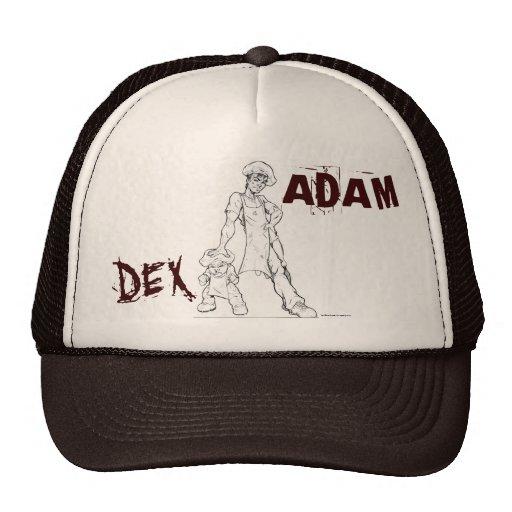 ADAM & DEX TRUCKER HAT (Murder Remix)