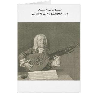Adam Falckenhagen Card