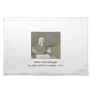Adam Falckenhagen Placemat