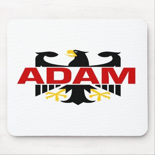 Adam Family Mousepad