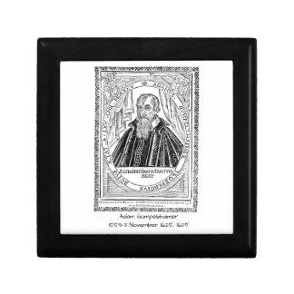Adam Gumpelzhaimer 1625 Gift Box