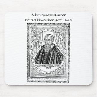 Adam Gumpelzhaimer 1625 Mouse Pad