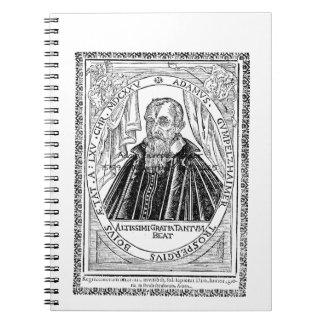 Adam Gumpelzhaimer 1625 Notebook