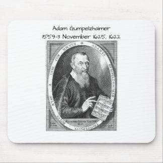 Adam Gumpelzhaimer Mouse Pad