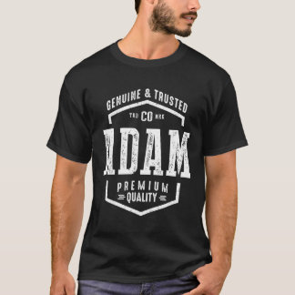 Adam Name T-Shirt