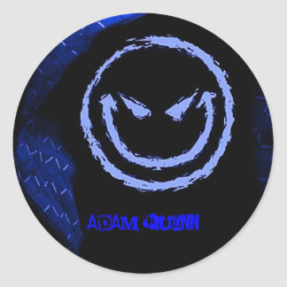 Adam Quinn Sticker (BL)