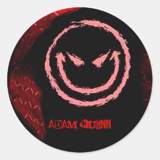 Adam Quinn Sticker (R)