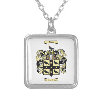 Adam Silver Plated Necklace