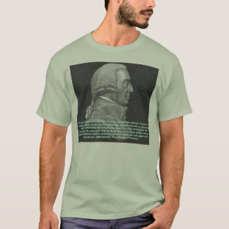 "Adam Smith (Invisible Hand), ""Every individual ... T-Shirt"