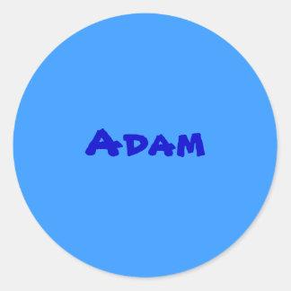Adam Sticker