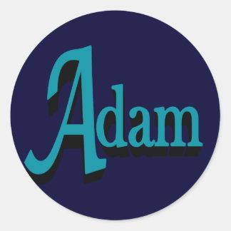 Adam Stickers