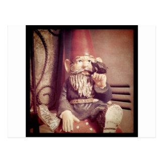 Adam the Gnome Postcard