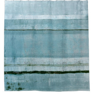 'Adamant' Blue Abstract Art