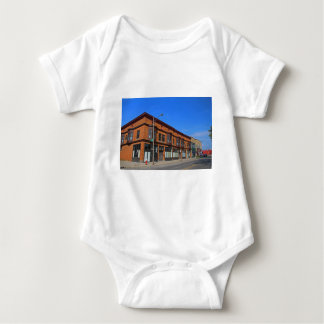 Adams and 18th baby bodysuit
