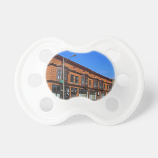 Adams and 18th baby pacifiers